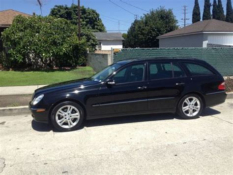 mercedes e350 for sale by owner find used 2006 mercedes e350 wagon california car one