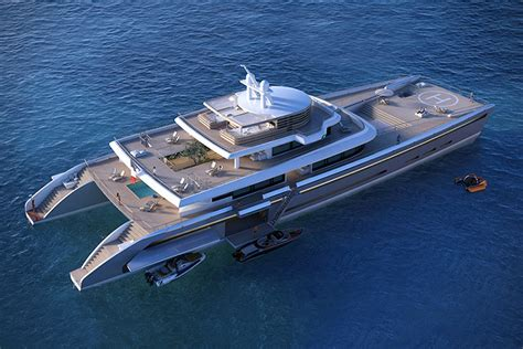 catamaran superyacht manifesto catamaran superyacht hiconsumption