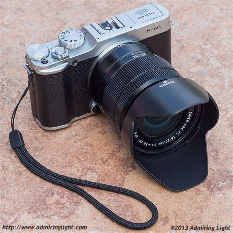 Fujifilm X M1 Kit 16 50mm 0riginal 100 review fujifilm x m1 admiring light