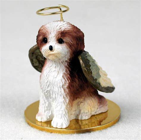 shih tzu figurines uk shih tzu figurine statue painted sport cut ebay