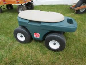 step 2 garden cart stool