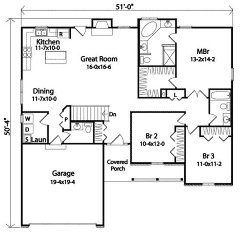 cheerful ranch house plan 22070sl 1st floor master suite cad available corner lot pdf cheerful ranch house plan 22044sl 1st floor master
