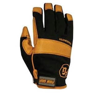 work gloves home depot firm grip large trade master mesh net fabric and leather