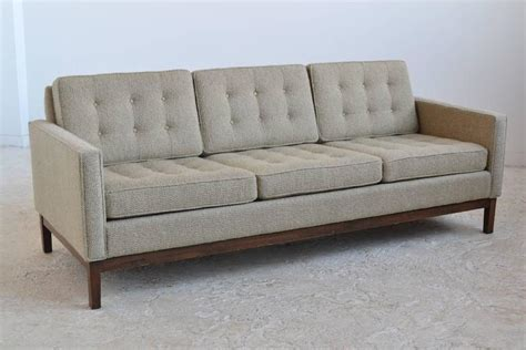 steelcase couch florence knoll style sofa by steelcase at 1stdibs