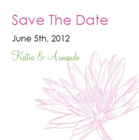 save the dates templates free free wedding invitation templates