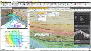 petrel workflow petrel geophysics
