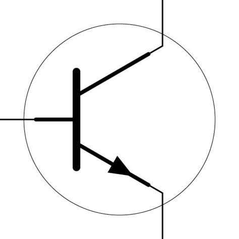 simbol transistor bipolar npn register of symbols technology corp