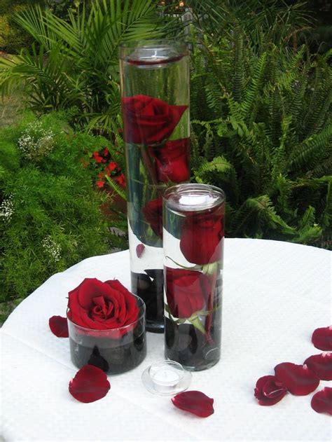 theme black rose 25 best ideas about red wedding centerpieces on pinterest
