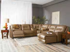 leather sectional chaise recliner leather sofa design wonderful leather reclining sectional