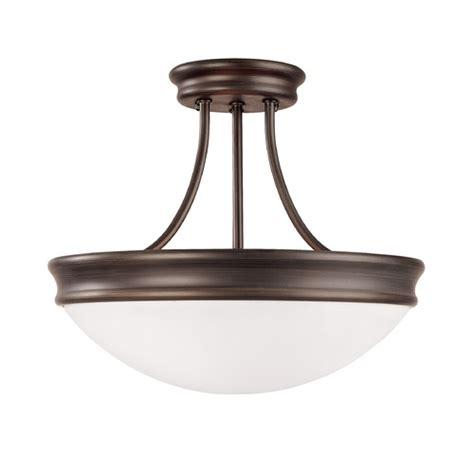 capital lighting semi flush capital lighting rubbed bronze semi flushmount light