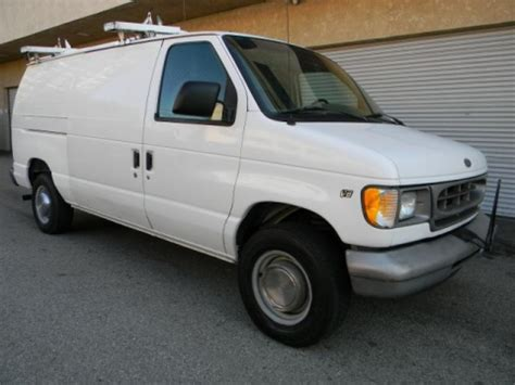find a cheap used 1999 ford econoline e250 cargo van in