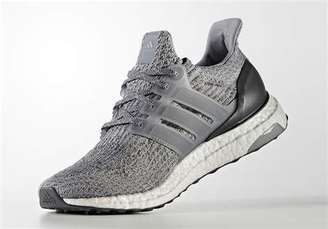 Ultra Boost Grey adidas ultra boost 3 0 mystery grey ba8849 sneaker bar