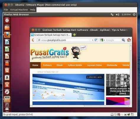 tutorial install ubuntu di vmware cara install vmware player di ubuntu pusat gratis