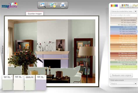 simulador de colores de pinturas para interiores simulador colores decoracion espaciohogar