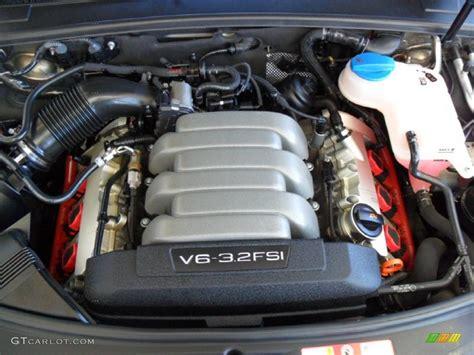 Audi 3 2 Engine 2006 Audi A6 3 2 Quattro Avant 3 2 Liter Fsi Dohc 24 Valve