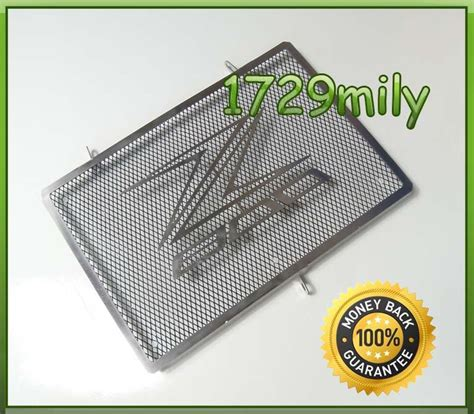 sell 1pc radiator grille guard cover protector for