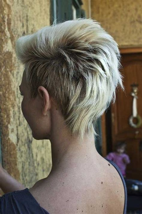 funky hairstyles for short hair funky pixie cuts the best short hairstyles for women 2016