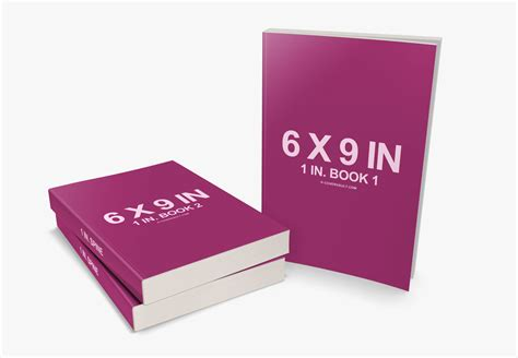 photoshop templates for photo books 6 x 9 book series presentation mockup covervault