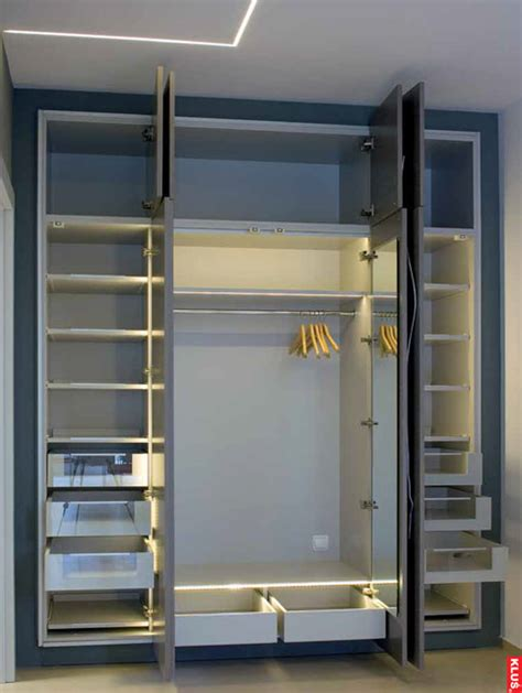 Led Closet Lighting Contemporary Closet St Louis Led Lights For Closets