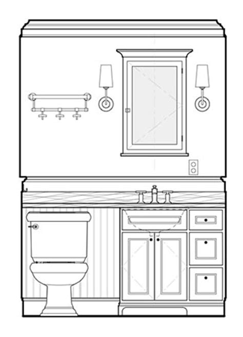 bathroom drawings bathroom design drawings home design 2015