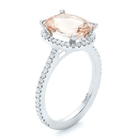 halo engagement ring 102487