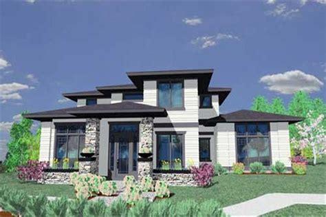 prairie style house plans home design msap