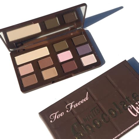 Faced Matte Chocolate Chip Original faced matte chocolate chip swatches and review cali beaute