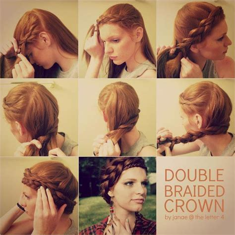 hairstyle doublecrown 20 most beautiful braided hairstyle tutorials for 2014