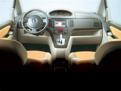 Idea Interior by Fiat Idea Picture 06 Of 10 Interior 2003 1600x1200