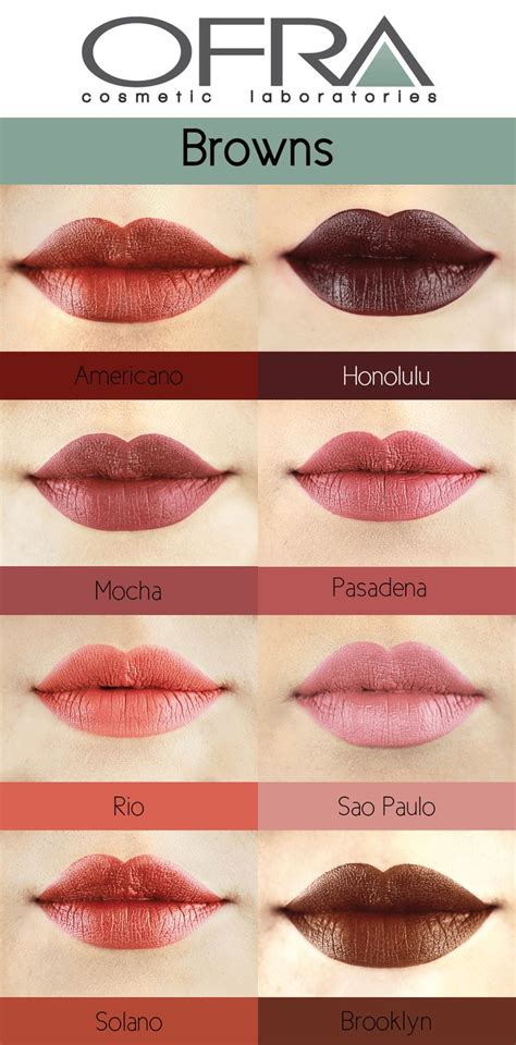 Lipstik Ofra the 25 best lip swatches ideas on lipstick