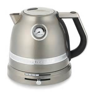 kitchenaid pro line electric tea kettle the green