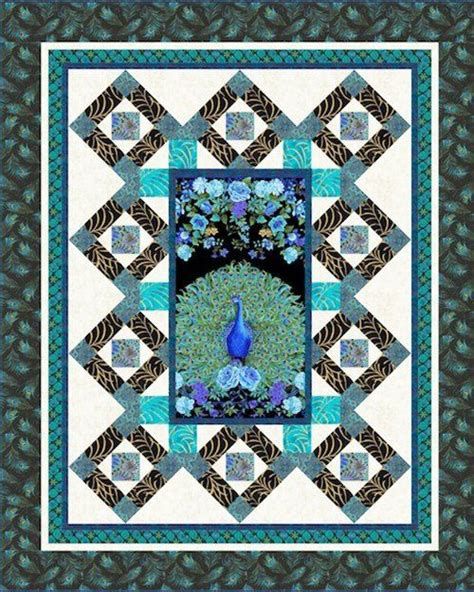 Center Panel Quilt Patterns 17 best images about quilts made with panels on