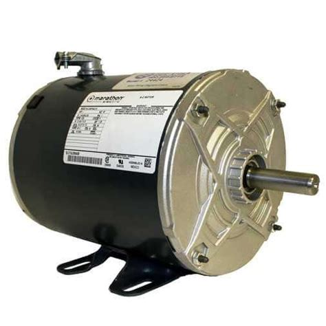 boat lift motor 1 hd hp 1 1 2 hp painted 56 frame motor start capacitor