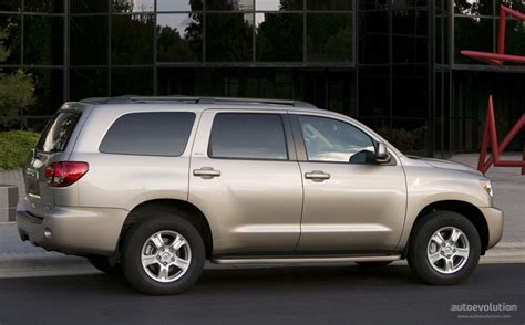 2007 Toyota Sequoia Reviews Toyota Sequoia Specs 2007 2008 2009 2010 2011 2012