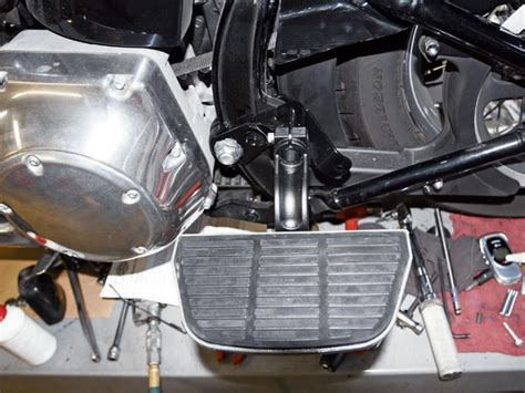 Motorcycle Footboards by Harley Davidson Motorcycle Saddlebags And Passenger Motorcycle Floorboards Baggers