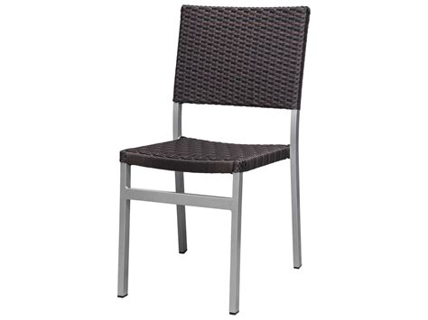 Source Outdoor Patio Furniture Source Outdoor Furniture Fiji Wicker Dining Side Chair Sc 2201 162