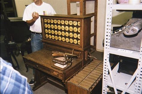 Hollerith Desk by Computer History