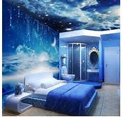 Star Ceiling Mural Wallpaper 3D Stereoscopic Personalized