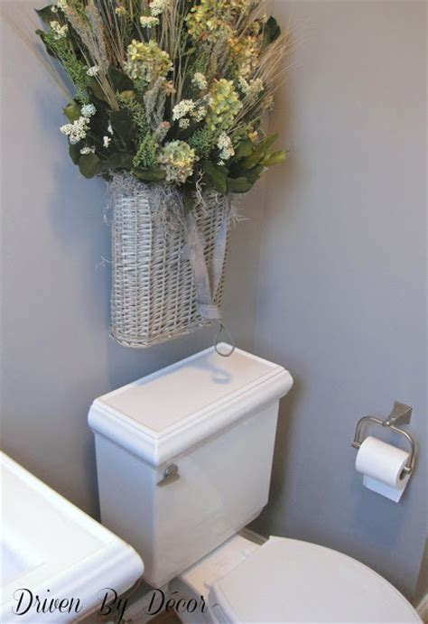 what s your toilet driven by decor