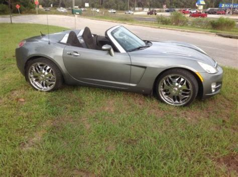 how to sell used cars 2007 saturn sky auto manual find used 2007 saturn sky convertible in brooksville florida united states