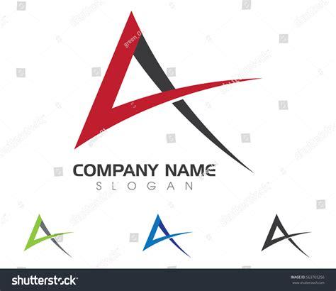 business letter template vector letter logo business template vector icon stock vector