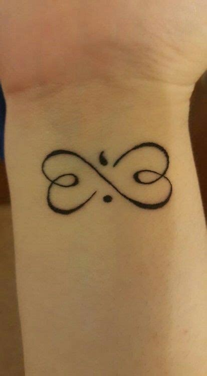 semicolon heartbeat tattoo meaning 1000 ideas about semicolon tattoo meaning on pinterest