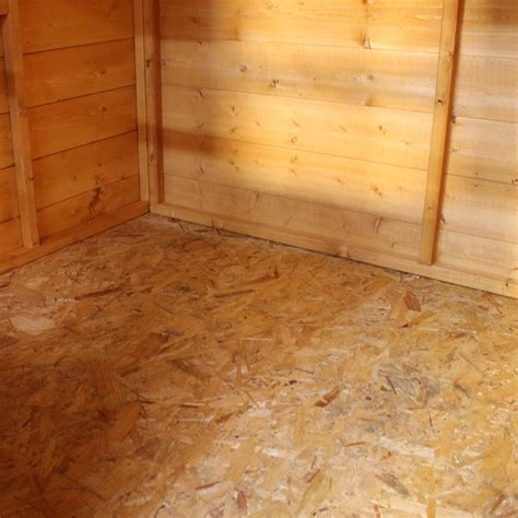 Decke Osb by 5 X 5 Wooden Tongue Groove Playhouse Solid Osb Floor