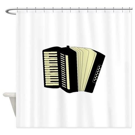 accordion curtains accordion shower curtain by musicalinstruments