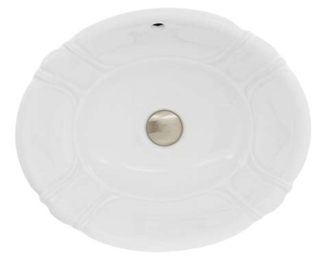 drop in porcelain bathroom sink o1815 white white vessel drop in porcelain bathroom sink