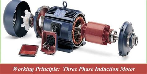 does motor get three phase dc induction motor 28 images single phase