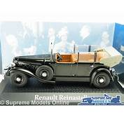 RENAULT REINASTELLA MODEL CAR 143 SCALE NOREV