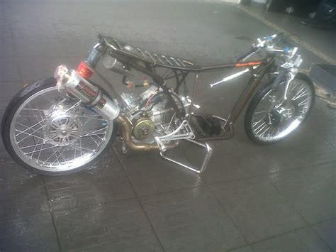 gambar drag modifikasi sepeda motor