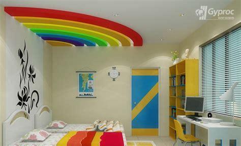 Boy Room Design India by False Ceiling Design For Children Bedroom False Ceiling