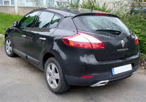 Renault Megane 2009 2009 Renault Megane Iii Pictures Information And Specs